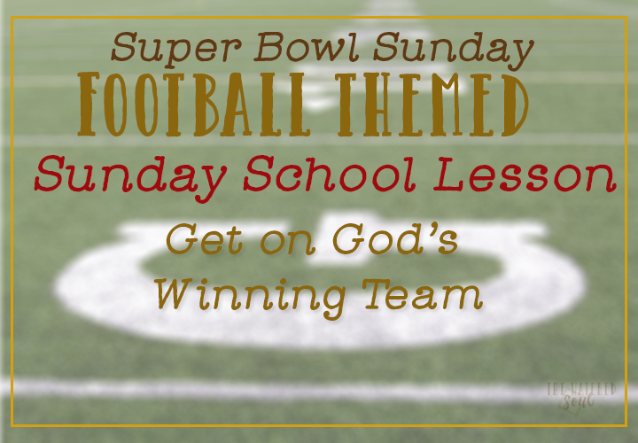 Football Object Lesson