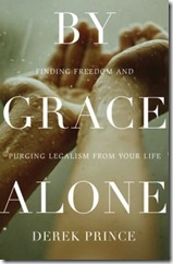 By Grace Alone Book Cover