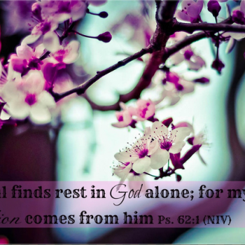 Ps 62:1