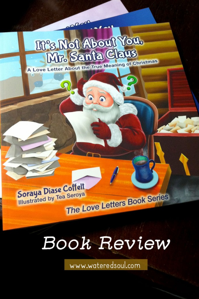 It's Not About You Mr. Santa Claus #review