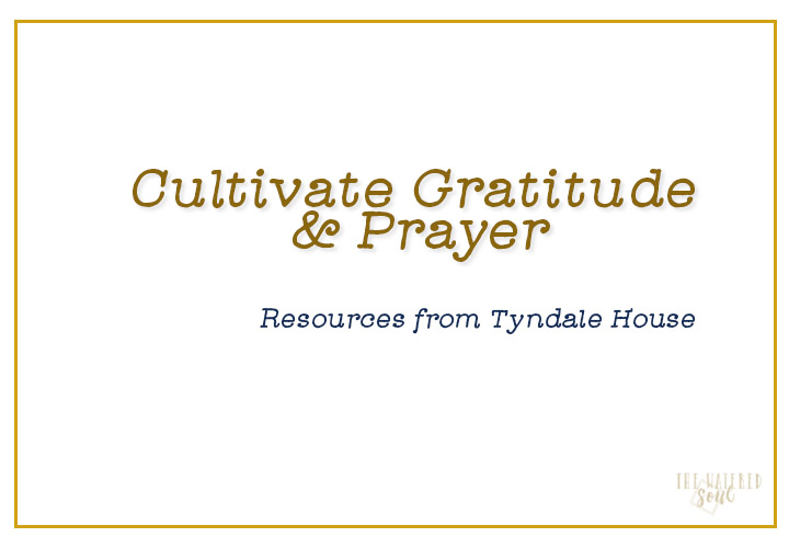 cultivating prayer and gratitude
